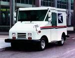 Ford Electric Postal Vehicle